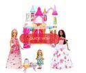 Barbie Sweetville Tea Party Gift Set