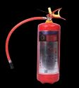 Red New 75 Kg D Type Tec Powder Co2 Fire Extinguishers
