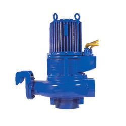 Pneumatic Submersible Sludge Pump