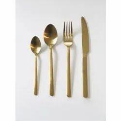 Brass Kitchen Cutlery