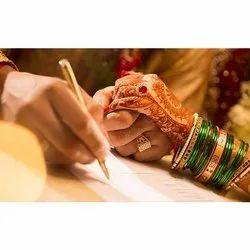 Unisex Court Marriage Services, 25000