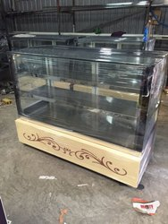 Glass Food Counter