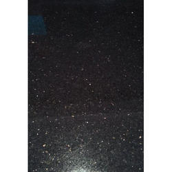 Black Galaxy Granite Stone, Thickness: 16 mm