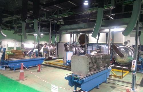 Rubber Vulcanizing Autoclave Automation