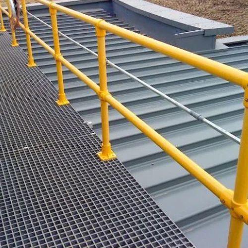 FRP Handrail - Fibre Reinforced Rails Manufacturer from Ahmedabad