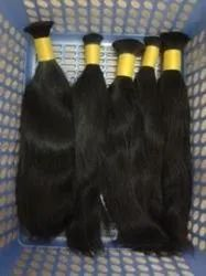 Virgin Bulk Wavy Hair Extension