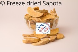 Freeze Dried Sapota
