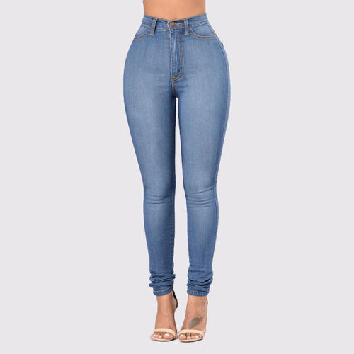 b378a7569e Latest Beige Jeans For Womens at Rs 280  piece