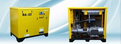 121 - 500 cfm Air Screw Compressor-Variable Speed