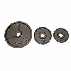 Fitness Round Aerofit Gray Hammer Throw Plates