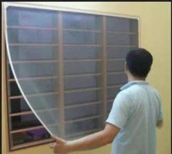 Velcro Window Mosquito Nirali Net centre