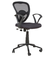 Black Net Chairs