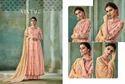 Semi-stitched Female Designer Handwork Wedding Wear Anarkali Suit