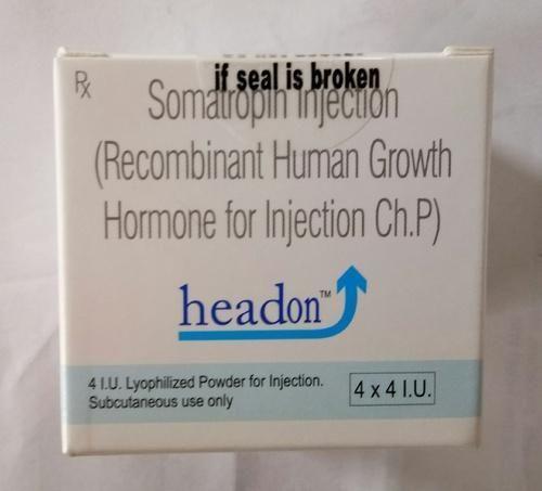 Headon 16iu Injections, 4 X 4 I U, Medilink Pharma | ID: 16205711555