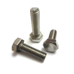 ASTM F468 Titanium Gr 7 Bolts