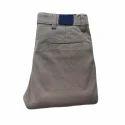 Men Cotton Casual Trouser