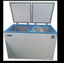 Chf400 Blue Star Deep Freezer, Top Open Door, Capacity: 400l