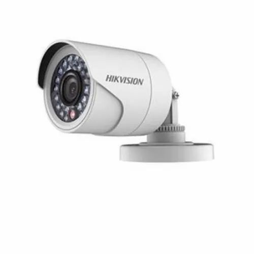 4 in 1 TVI CVI AHD Analog Hikvision Bullet Camera, Camera Range: 10 to 20 m