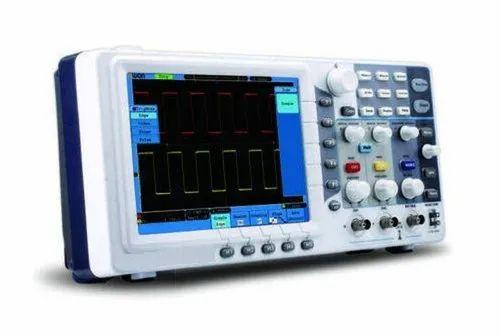 Digital Storage Oscilloscope - Dual Channel Digital Storage