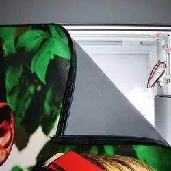 Fabric Light Box Display Signage