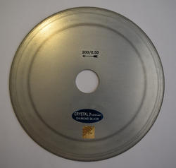 Gemstone Cutting Sawing Blade, Size/Dimension: 200 mm