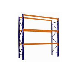 3 Shelf Pallet Rack