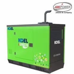 Air Cooled Generator Set at Best Price in India