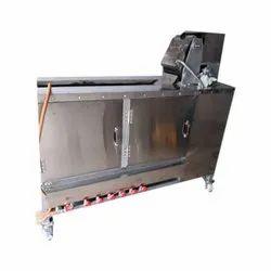 Ss Semi Automatic Chapati Making Machine