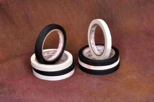 Jonson Tapes Black & White Motor Winding Tape