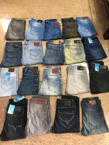 Blue Black Grey Faded Pepe Jeans Rs 750 Unit S S Company Id 20614186733