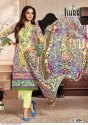 Printed Lawn Suits