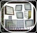 Fine Filter Aluminum Frame