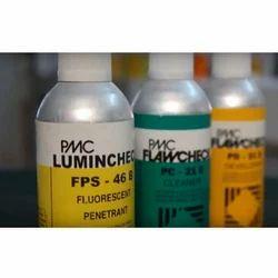 Fluorescent Dye Penetrant