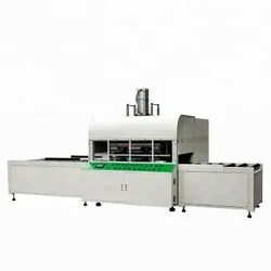 Auto Hot Plate Plastic Pallet Welding Machine
