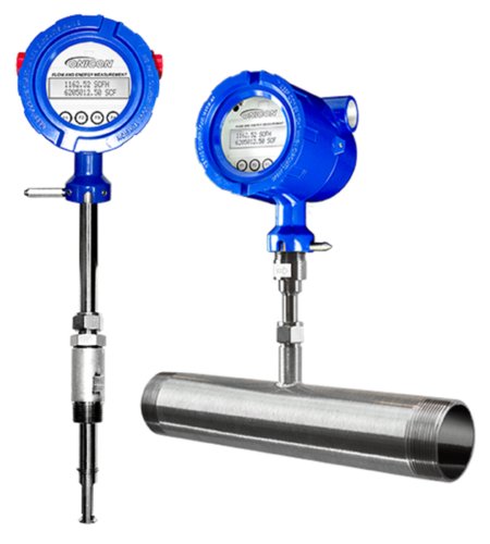Onicon Thermal Mass Flow Meter Chaitanya Instruments