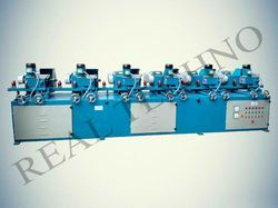 Multi Head Tube & Pipe Polishing Machine