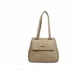 Bangari Dirk Biscuit Cream Women Bag