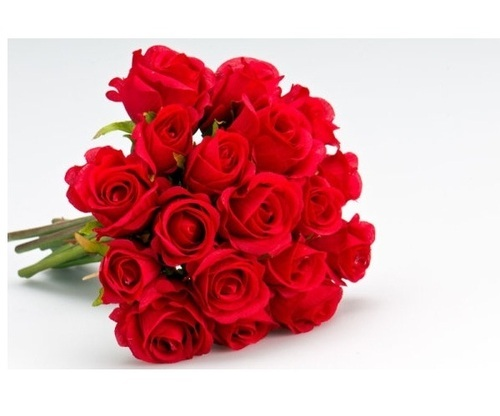 Rose flower at rs 400 kilogram rose flower id - Bouquet of red roses hd images ...