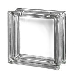 Plain Glass Block