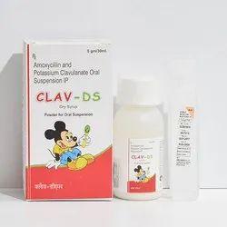 Amoxycillin and Potassium Clavulanate Oral Suspension Syrup