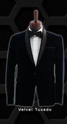 Velvet Tuxedo Suit