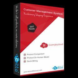E Commerce Website Development Software