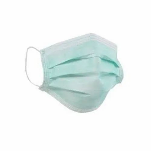 Ear Loop 14727161288 Pp Non-woven Green Surgical Hospital Id Mask