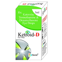 Ketroid D Eye Drop