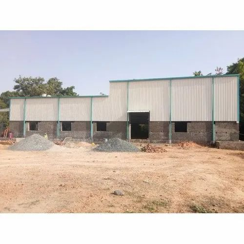 Prefabricated Sheds Industrial Prefabricated Factory Shed