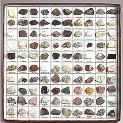 Rocks And Minerals Set Of 80 BP-400-5