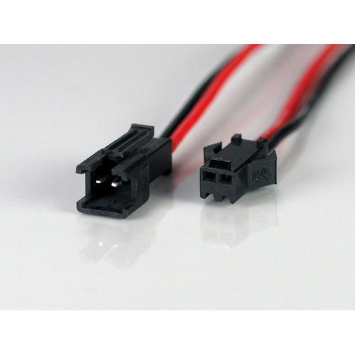 Two Pin Wire Connector | 2 Pin Wire Connector त र क कन क टर व यर ग