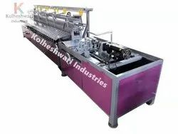 KI Fully Automatic diamond mesh chain link fence machine, 6kw, Production Capacity: 100 Square Meter Per Hour