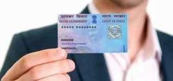 Hard Plastic Laminated Card 0-15 Days PAN Application