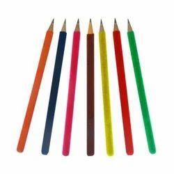 Colorful Velvet Polymer Pencil